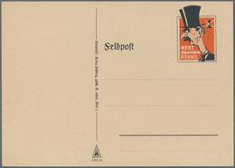Nachlässe: 1830/1975, Bunter Posten In 29 Briefalben Und -heften Beginnend Mit Einigen Altdeutschen - Briefmarken