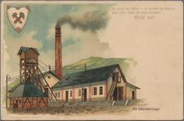 Ansichtskarten: LAGERBESTAND, Voluminöser Bestand An Ungefähr 100000 Alten Ansichtskarten Aus Allen - Ansichtskarten