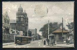 AUSTRALIE - SYDNEY - Elizabeth St - Tramway - Sydney