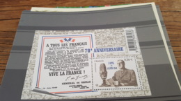 LOT 489772 TIMBRE DE FRANCE NEUF** LUXE - Colecciones Completas