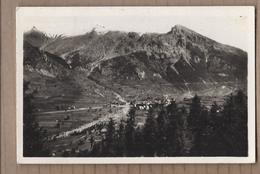 CPSM 06 - SAINT-DALMAS-VALDEBLORE - Route Des Colmianes Et Balma De La Frema TB Vue Générale 1949 - Autres Communes