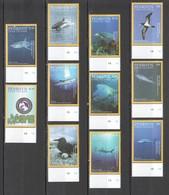 VV980 2016 PENRHYN NATIONAL GEOGRAPHIC CREATIVE MARINE LIFE MICHEL 27 EURO 1SET MNH - Vie Marine