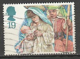 PIA - GRAN BRETAGNA : 1994 : Natale : La Santa Famiglia    -  (YV  1784) - Cristianesimo