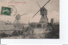 Saumur-Les Moulins A Vent - Saumur
