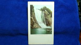 Cascade De Montmorency Press Quebec Canada - Montmorency Falls