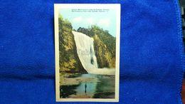 Montmorency Falls Near Quebec Canada - Montmorency Falls