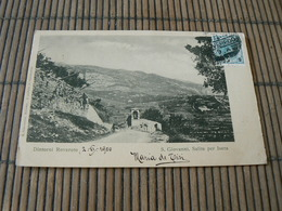 CARTE POSTALE/AUTRICHE/ DINTORNI ROVERETO VOYAGEE - Autriche