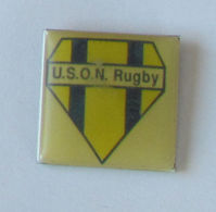 1 Pins SPORTS - USON RUGBY  (Union Sportive Olympique Nivernaise) - Rugby