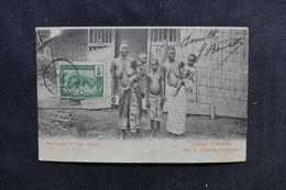 CONGO - Carte Postale - Femmes Indigènes  - L 52368 - Congo Francés - Otros