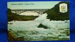 Whirlpool Rapids Niagara Falls Canada - Niagara Falls