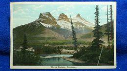 Three Sisters Canmore Canada - Alberta