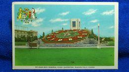 Sir Adam Beck Memorial Clock Queenston Niagara Falls Canada - Niagara Falls