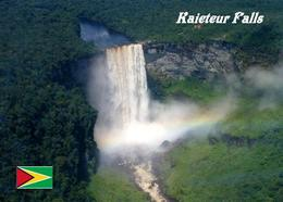 Guyana Kaieteur Falls New Postcard - Andere