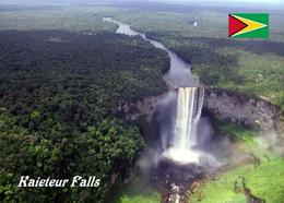 Guyana Kaieteur Fallsl New Postcard - Ansichtskarten