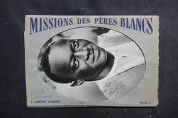AFRIQUE - Pochette Avec Cartes Dont Type Massi, Tombe De Foucauld, Fauconnier Etc.. - L 52388 - Postkaarten