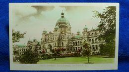 Parliament Buildings Victoria B.C Canada - Victoria