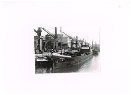 """Péniches """"Rijn-Schelde"""" ,""""Rheinunion"""".Café """"Licht Immer Licht"""" - Schiffe"""
