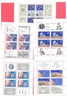 Romania / Rumanien Michel # Block 72 / 74 / 82 / 83 / 95 - Europa