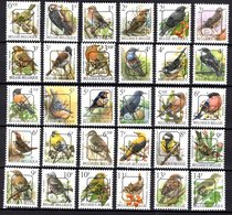 BUZIN - Lot De Timbres PREOS - 1985-.. Oiseaux (Buzin)