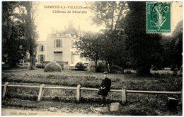 91 GOMETZ-le-CHATEL - Chateau De Belleville - Sonstige Gemeinden