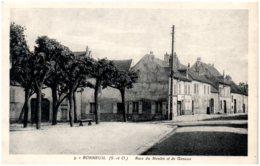 95 BONNEUIL - Rues Du Moulin Et De Gonesse - France