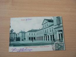 CP 218 / ITALIE / VERCELLI / CARTE VOYAGEE - Italia
