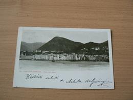 CP 218 / ITALIE / CASTELLAMMARE / CARTE VOYAGEE - Italia