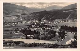 SPITTAL A DRAU AUSTRIA~PANORAMA~FRANZ KNOLLMULLER 1937 PHOTO  POSTCARD 43522 - Spittal An Der Drau