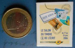 Mini Livre Le Salon Du Timbre Et De L'Ecrit 2006 - Autres