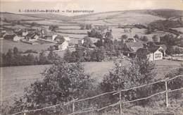 71 - CHISSEY En MORVAN : Vue Panoramique - CPA Village ( Hameau De 280 Habitants ) - Saône Et Loire - France