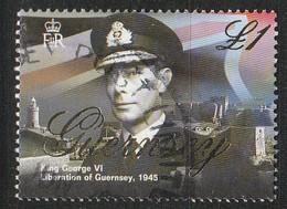 PIA - GUERNSEY : 2005 : 60° Anniversario Della Fine Della 2° Guerra Mondiale  -  (YV  1060) - Guernesey