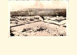 Carte 1949 COLOMB BECHAR / VUE AERIENNE LA GRANDE PLACE - Bechar (Colomb Béchar)