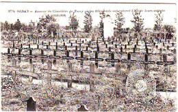08. SEDAN . MILITARIA . GUERRE 1914.1918 . ANNEXE DU CIMETIERE DE TORCY OU LES ALLEMANDS ONT ENTERRE LEURS SOLDATS . Ed - Sedan