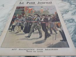 LE PETIT JOURNAL NUMERO 516 EXPOSITION DE 1900 PAVILLION DE LA REPUBLIQUE DE SAINT MARTIN - Le Petit Journal