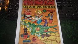 ANNEE 1959 PIM PAM POUM LES ROIS FARCEURS  DECEMBRE N° 32 COMIC - Pim Pam Poum