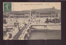 """Paris """" Place De La Concorde """" - France"""