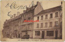 Guéret - Place Bonnyaud - Coté Sud - 1936 - Guéret