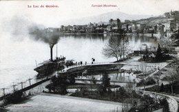 (135) CPA  Territet  Montreux  (Bon Etat) - GE Genève