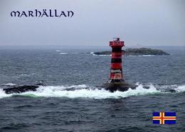 Aland Islands Marhallan Lighthouse New Postcard Ålandinseln AK - Fari
