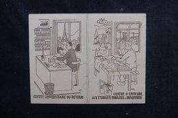 FRANCE - Petit Calendrier Illustré ( En Faveur Du Retour Des Etudiants Prisonniers De Guerre ) En 1944 - L 52427 - Tamaño Pequeño : 1941-60