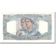 France, 1000 Francs, Minerve Et Hercule, 1946, 1946-09-12, SPL, Fayette:41.16 - 1871-1952 Antichi Franchi Circolanti Nel XX Secolo