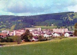 (135) CPSM  La Chaux De Fonds  Quartier Des Forges 1965  (Bon Etat) - NE Neuchâtel