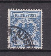 Deutsches Reich - 1889/1900 - Michel Nr. 48 I A - BPP Geprüft - Gest. - Gebraucht