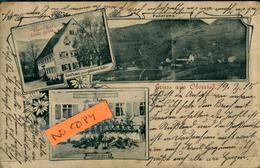 Oberried Freiburg I Breisgau Fribourg Gruss Aus 3 Vues - Allemagne