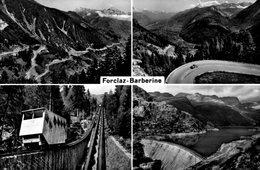 (135) CPSM  Forclaz Barberine    (Bon Etat) - VS Valais