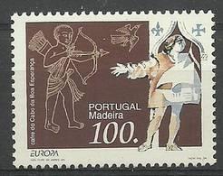 Madeira 1994 Mi 170 MNH ( ZE1 MDR170 ) - Tiro Al Arco