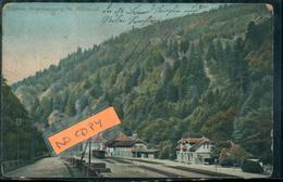 Breitnau Station Hirschsprung Im Höllental - Allemagne