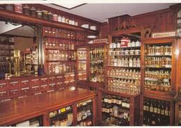 Postcard Plymouth Pharmacy Bevan & Cookworthy At The Cookworthy Museum Kingsbridge Devon [ Chemist ] My Ref  B24017 - Plymouth