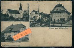 Altishofen Suisse Schweiz Svizzera Gruss Aus ...multi Vues Ed Steffen ...Zolligen - LU Lucerne