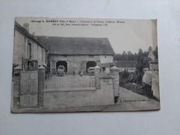 Sens Maison Barbat Fils Commerce De Peaux Chiffons Métaux Rue Général Dubois 1923 2 Scan - Sens